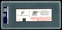 2001 Dolphins vs. Patriots Game Ticket (PSA 7) at PristineAuction.com