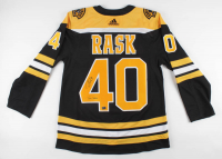 "Tuukka Rask Signed Bruins Jersey Inscribed ""Tuukka"" (Rask COA) at PristineAuction.com"