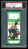 1998 Michigan Wolverines Game Ticket (PSA 7) at PristineAuction.com