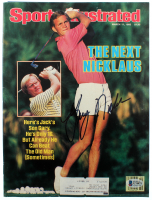 Gary Nicklaus Signed 1985 Sports Illustrated Magazine (Beckett COA) at PristineAuction.com