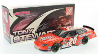 Tony Stewart #20 Home Depot 2003 Monte Carlo 1:24 Die-Cast Car at PristineAuction.com