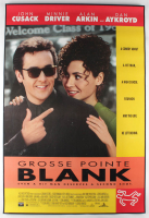 """Grosse Pointe Blank"" 27x40 Original Movie Poster at PristineAuction.com"