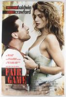 """Fair Game"" 27x40 Original Movie Poster at PristineAuction.com"