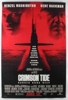 """Crimson Tide"" 27x40 Original Movie Poster at PristineAuction.com"