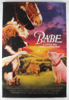 """Babe"" 27x40 Movie Teaser Poster at PristineAuction.com"