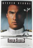 """Under Siege 2: Dark Territory"" 27x40 Movie Original Poster at PristineAuction.com"