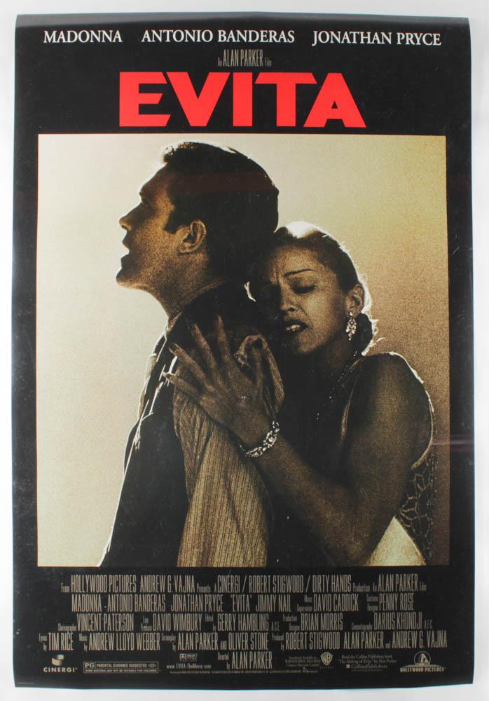 """Evita"" 27x40 Movie Original Poster at PristineAuction.com"