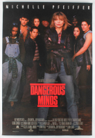 """Dangerous Minds"" 27x40 Movie Teaser Poster at PristineAuction.com"