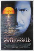 """Waterworld"" 27x40 Movie Original Poster at PristineAuction.com"