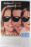 """Undercover Blues"" 27x40 Movie Original Poster at PristineAuction.com"