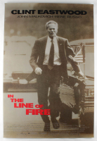 """""""In The Line Of Fire"""" 27x40 Movie Original Poster at PristineAuction.com"""