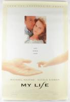 """My Life"" 27x40 Movie Original Poster at PristineAuction.com"