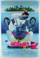 """""""Weekend at Bernie's II"""" 27x40 Movie Original Poster at PristineAuction.com"""
