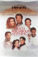"""""""Much Ado About Nothing"""" 27x40 Original Movie Poster at PristineAuction.com"""