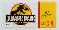 "Laura Dern Signed ""Jurassic Park"" License Plate (Beckett COA) at PristineAuction.com"