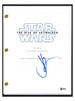 """JJ Abrams Signed """"Star Wars: The Rise of Skywalker"""" Movie Script (Beckett COA) at PristineAuction.com"""