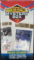 2020 MLB Baseball Meijer Exclusive Blaster Mystery Box at PristineAuction.com