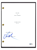 "Adam Sandler Signed ""Uncut Gems"" Movie Script (Beckett COA) at PristineAuction.com"