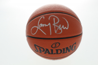 Larry Bird Signed NBA Game Ball Series Basketball (Bird Hologram) at PristineAuction.com