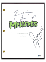 """Kevin Smith & Jason Mewes Signed """"Mallrats"""" Movie Script (Beckett COA) at PristineAuction.com"""