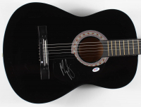 Morgan Evans Signed Full-Size Acoustic Guitar (PSA COA) at PristineAuction.com