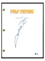 "John Travolta Signed ""Pulp Fiction"" Movie Script (Beckett COA) at PristineAuction.com"