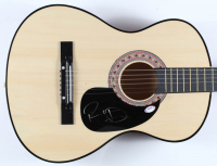 Russell Dickerston Signed Full-Size Acoustic Guitar (PSA COA) at PristineAuction.com