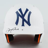 David Cone Signed Full-Size Authentic On-Field Matte White Batting Helmet (JSA COA) at PristineAuction.com