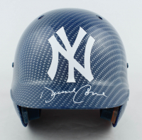 David Cone Signed Full-Size Authentic On-Field Hydro-Dipped Batting Helmet (JSA COA) at PristineAuction.com