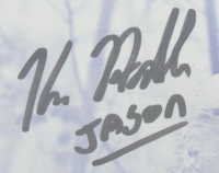 "Kane Hodder & Betsy Palmer Signed 4x6 Photo Inscribed ""Jason"" & ""Mommy Voorhees"" (BGS Encapsulated) at PristineAuction.com"