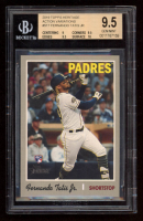 Fernando Tatis Jr. 2019 Topps Heritage Action Variations #517 (BGS 9.5) at PristineAuction.com
