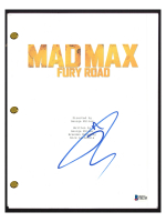 """Tom Hardy Signed """"Mad Max Fury Road"""" Movie Script (Beckett COA) at PristineAuction.com"""