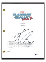 "Karen Gillan Signed ""Guardians Of The Galaxy Vol 2"" Movie Script (Beckett COA) at PristineAuction.com"