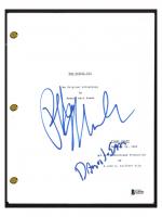 "Ralph Macchio Signed ""The Karate Kid"" Movie Script Inscribed ""Daniel-San"" (Beckett COA) at PristineAuction.com"