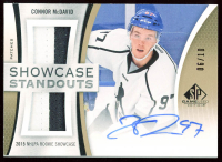 Connor McDavid 2019-20 SP Game Used Showcase Standouts Patch Autographs #SSCM at PristineAuction.com
