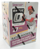 2020 Donruss Optic Baseball Blaster Box with (7) Packs at PristineAuction.com