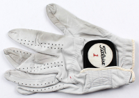 Tiger Woods Signed Match Used Golf Glove (Mears/JSA ALOA) at PristineAuction.com