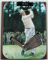 Sam Snead Golf Club 8x10 Plaque Display at PristineAuction.com