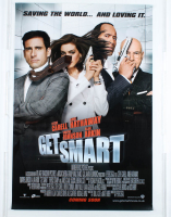"""Get Smart"" 27x40 LE Teaser Movie Poster at PristineAuction.com"