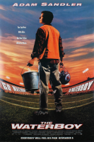"""""""The Waterboy"""" 27x40 Movie Poster at PristineAuction.com"""