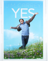 """Yes Man"" 27x40 Teaser Movie Poster at PristineAuction.com"