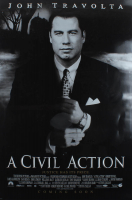"""A Civil Action"" 27x40 Movie Poster at PristineAuction.com"
