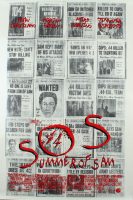 """Summer Of Sam"" 27x40 LE Teaser Movie Poster at PristineAuction.com"