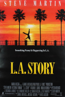 """L.A. Story"" 27x40 Movie Poster at PristineAuction.com"