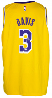 Anthony Davis Signed Lakers Nike Jersey (UDA COA) at PristineAuction.com