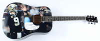 "Drew Brees Signed Saints 40"" Acoustic Guitar (PSA COA) at PristineAuction.com"