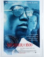 """Murder at 1600"" 27x40 Movie Teaser Poster at PristineAuction.com"