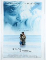 """Up Close and Personal"" 27x40 Teaser Movie Poster at PristineAuction.com"
