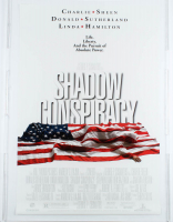 """Shadow Conspiracy"" 27x40 Teaser Movie Poster at PristineAuction.com"