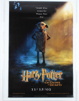 """""""Harry Potter and the Chamber of Secrets"""" 27x40 Limited Edition DOBBY Teaser Movie Poster at PristineAuction.com"""